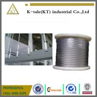 Cheap Stainless Steel Wire Rope Balustrade wholesale