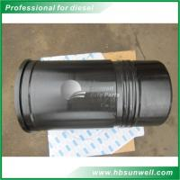 Cheap Original/Aftermarket  High quality Dongfeng Cummins NT855 diesel engine parts cylinder liner 3055099 wholesale