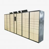 Buy cheap Quick Drop Down And Pickup Automated smart parcel delivery locker with API from wholesalers