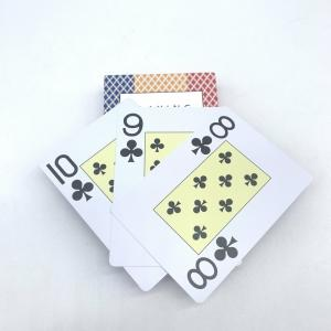 Cheap Spot UV Finish Playing Cards Poker wholesale