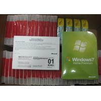 Buy cheap OEM Windows 7 Softwares Full Version Microsoft Windows 7 Retail Box 32bit x 64 Bit from wholesalers