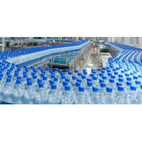 China Standard Caps 3-IN-1 Bottle Washing-Filling-Capping Machine Production Line 500ml pure water and mineral water on sale