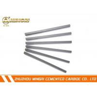 Buy cheap Fine Grain Size 320*10 Zhuzhou Manufacturer Supply Tungsten Carbide Strip / Bar from wholesalers