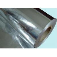 Cheap Flame-resistant Reflective Aluminum Foil Glassfiber Mesh with Kraft Paper wholesale
