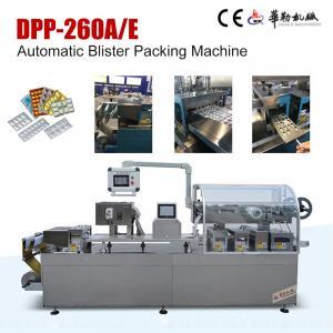 Cheap DPP-260AE automatic flat Alu - Alu Blister Packing machine wholesale