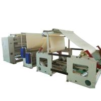 China Hand Towel N - Fold 7 Line Tissue Paper Making Machine Siemens PLC And HMI on sale