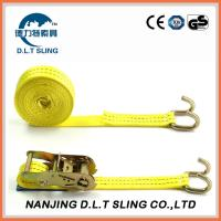Cheap ratchet straps, Accroding to EN1492-1, ASME B30.9, AS/NZS 4380 Standard,  CE,GS TUV approved wholesale