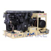 China Multi Function High Pressure Air Compressor ISO9001 Certification With Silencer on sale