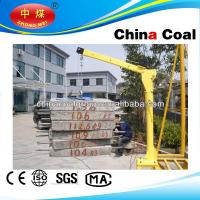 Cheap HP1000 electric mini lifting crane for truck with CE certificate wholesale