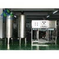 Cheap Full Line SS304 Commercial Reverse Osmosis Water System 0.8-1.2 Mpa Pressure wholesale
