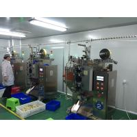 Cheap Stainless Steel Durable Automatic Liquid Packaging Machine With 1 Year Warranty wholesale