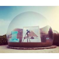 Quality Clear Outdoor Camping Tent Commercial Grade Bubble Hotel Room for sale