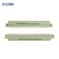Cheap Straight PCB 2row 16 32 48 64 Pin Female 2*32pin 64P DIN41612 Connector wholesale