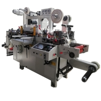 Buy cheap MQ-320A Self Adhesive Sticker Barcode Label Die Cutter Machine electronic die from wholesalers