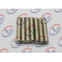 Cheap Full Thread Screw Metal Machined Parts Lathe Turning 303 Stainless Steel wholesale