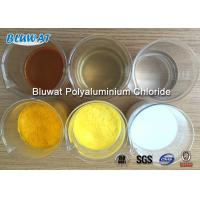 China Indonesia River Water Purifying Chemical Polyaluminium Chloride 30% Spray Drying Type on sale
