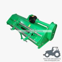 Cheap EFGCH165 Flail Mower with Hydraulic cylinder with pto shaft wholesale