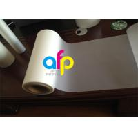 Cheap Clear Roll Laminating Film For Paper Lamination Polyester Material wholesale