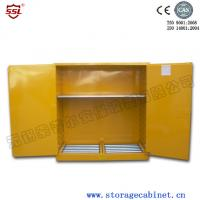 Cheap Chemical Liquid Hazardous Flammable Storage Cabinet With Cold Rolled Steel wholesale