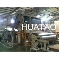 China Fully Automatic Toilet Paper Machine 3800mm Type High Speed Paper Napkin Machine on sale