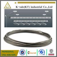 Cheap 316 Stainless Steel Wire Cable For Clothesline wholesale