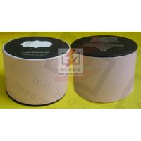 White Cardboard Cylinder Containers Packaging Tubes Eco Friendly