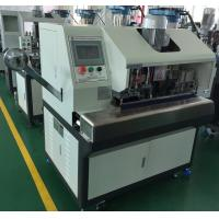 Cheap Automatic Terminal Crimping Machine for VDE Cable H03 / 05 VVH2-F wholesale