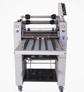 China Single Side Laminator Film Lamination Machine With Separator GS5002 on sale