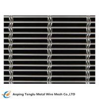 Cheap Stainless Steel Cable Mesh Cable pitch: 36mm Cable diameter: 1.0mm X 4 wholesale