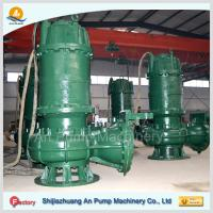 Cheap shijiazhuang steel centrifugal submersible sewage pump wholesale