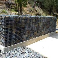 Cheap Gabion Baskets|8x10 Double Twisted Hexagonal Steel Mesh Customized Size wholesale