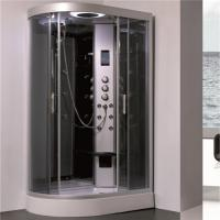 5mm Gray Tempered Glass Shower Cubicle , Stand Alone Shower Enclosures