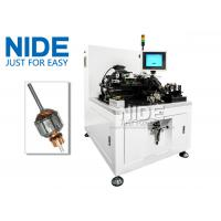 Buy cheap Semi-Auto armature dynamic balancing testing machine for motor rotor testing from wholesalers