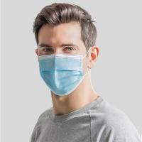 Cheap Anti Virus Protection Sterile Face Masks , Procedure Face Mask High BFE / PFE wholesale