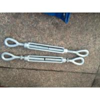 """Cheap 3/8"""" Size Rigging Hardware Hot Forged Turnbuckle For Wire Rope Fittings wholesale"""