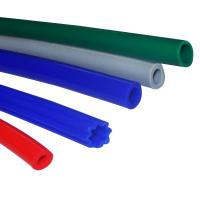 Cheap Customize Colored Molding Silicone Extruded Rubber Seals For Window / Door And Glass wholesale