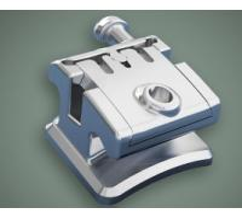Cheap Dental Orthodontic Instruments Metal Self - Ligating Bracket wholesale