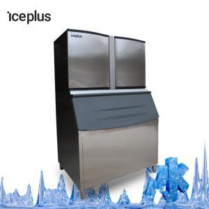 Cheap Big Capacity Cube Ice Machine  Energy Saving Low Power Consumption wholesale