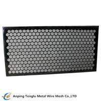 Cheap Steel Frame Shakers Screen|From 20 to 250 mesh for Shale Shakers wholesale
