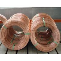 Cheap High intensity small resistance custom copper coated condenser bundy tube for automobils wholesale