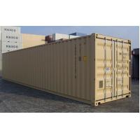 Cheap 40'HP Brand new container wholesale