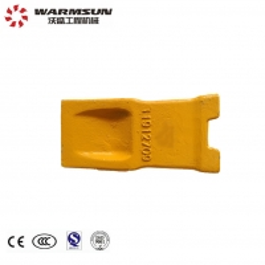 Cheap 12076675 48HRC Excavator Rock Teeth SY55C.3.4-2 For Hard Bottom wholesale