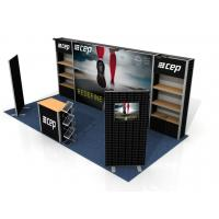 Custom booth displays custom booth displays for sale for Trade show poll booth