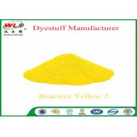 Cheap Synthetic Organic Dyes Reactive Brill Yellow K-6G C I Reactive Yellow 2 100% Purity wholesale