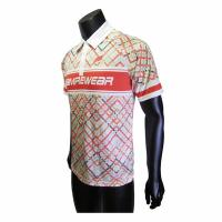 Cheap Anti Wrinkle Polo Sport T Shirt / Adults And Youth Polyester Polo T Shirts wholesale