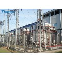 Cheap 3 Phase 110kV Industrial Oil Immersed Power Transformer With Corrugated Steel Plate Tank wholesale