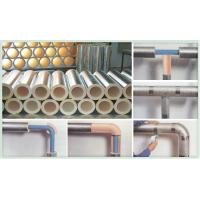 China Phenolic pre-insulated HVAC air ducting insulation board on sale