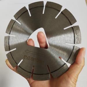 Cheap 6 Inch Early Entry 32x2.4x10mm Soff Cut Diamond Concrete Saw Blade wholesale