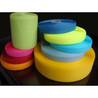 Quality 20mm Strong Adhesive Velcro Floor Tape , Practical Stretchy Velcro Straps wholesale