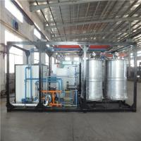 Cheap Two Soap Tanks Asphalting Machine , Auto Control Road Construction Machine wholesale